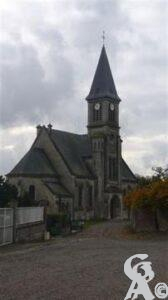 L'église - Photo A. Schioppa