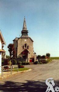 L'église. Jean louis Delage :  Source Site de Variscourt