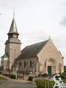 L'église - Nadine Gilbert