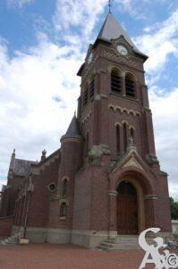 L'église-Photo : M.Trannois