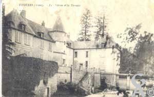 Le château- Maryse Trannois