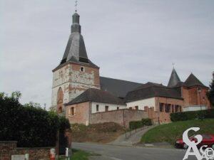 L'église -Guy Destré