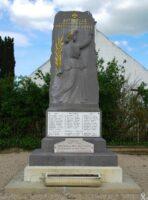 Monument aux morts - J.M.Lefevre