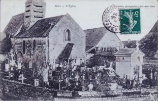 Eglise 1909 - Philippe Hanys
