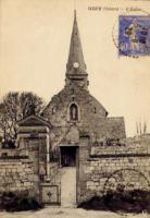 Eglise 1929 - Philippe Hanys