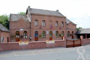 Besmont Mairie Et Ancienne école - A.DEmolder