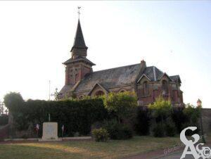 L'église- Mémoire du canton