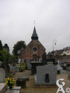 L'église et le cimetière-NPryjmak