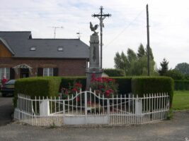 Le monument aux mort - NPK