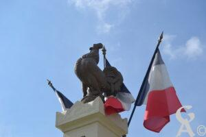 Champs- Monument aux morts-Maryse Trannois