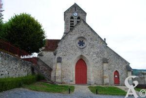 L'église -M.Trannois