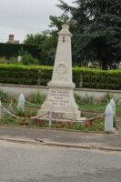 Monument aux morts -M.Trannois