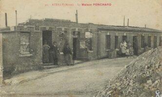 ATTILLY Maison Ponchard - Me Bouillon