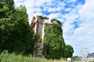 Ruines du château- M.Trannois 2020