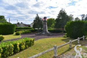 Monument aux morts- M.Trannois 2020