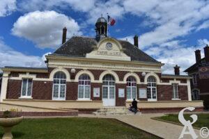 La mairie - Maryse Trannois 2020