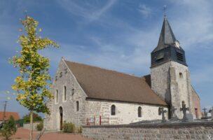 L'église - J.P. Brazier