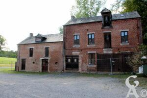 La Ferme De L'Abbaye,les Dépendances-A.demolder