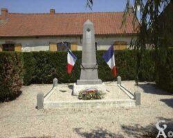 Monument aux Morts de Ponchaux