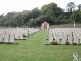 Chapelle  cimetière Militaire Britannique