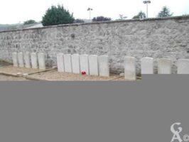 Cimetière Communal Tombes du Commonwealth