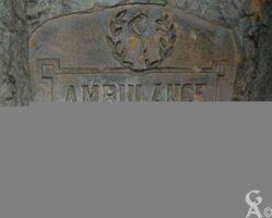 Plaque commémorative  Cavernes du chemin des dames