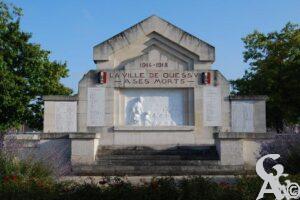 Monument aux morts de Quessy