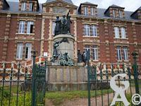 Monument des Trois Instituteurs de l'Aisne