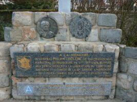Monument Commémoratif de la 2e DB