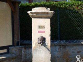 Fontaine du Poilu