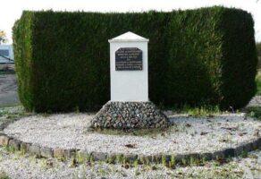 Stèle Commémorative du Général LECLERC
