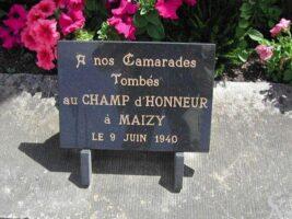 Stèle Commémorative du 6e Régiment d'Infanterie