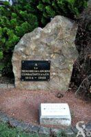 Stèle Commémorative AFN