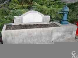 Fontaine Commémorative