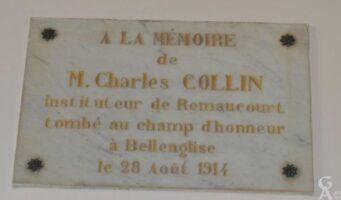 Plaque Commémorative de la Mairie