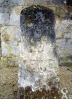 Borne Commémorative du Génie