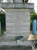 Calvaire Commémoratif du 2e BCP