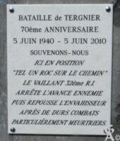Stèle Commémorative du 32e RI