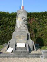 Monument aux Morts de Vouel