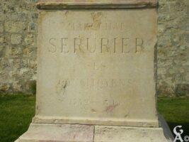 Stèle Commémorative du Maréchal SERURIER