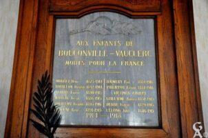 Plaque Commémorative de la Mairie 14-18