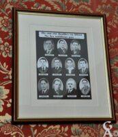 Tableau Commémoratif des Fusillés