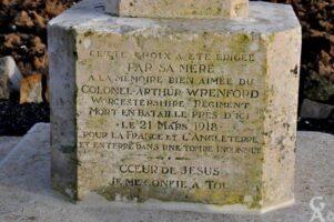 Calvaire Commémoratif Arthur WRENFORD