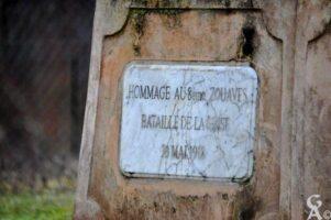 Calvaire Commémoratif  du 8e Zouaves