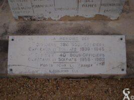 Monument Commémoratif du 67e RI