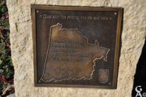 Stèle Commémorative des Landais