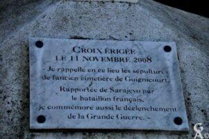 Croix de Sarajevo