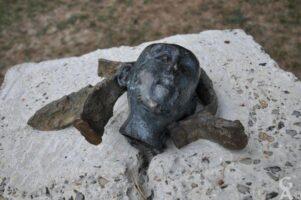 Stèle Commémorative Ils n'ont pas choisi leur sépulture