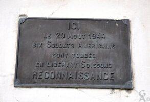 Plaque Commémorative de la Libération