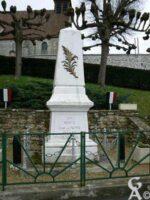 Monument avant déplacement